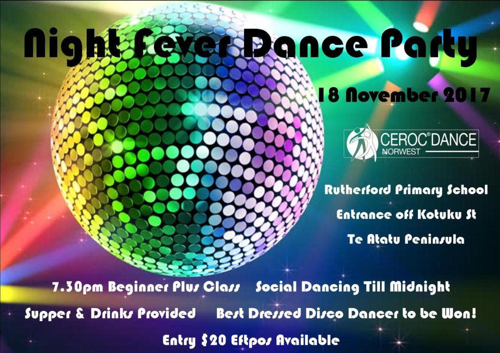 NorWest Dance Party @ Rutherford Primary School Hall | Auckland | Auckland | New Zealand