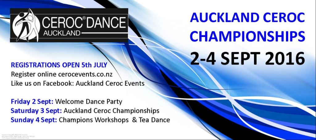 2016 Auckland Champs Flyer