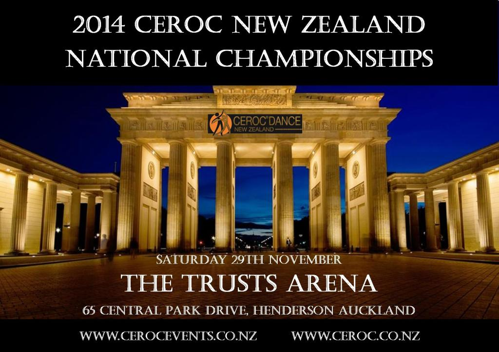 Ceroc NZ Nationals 2014 Coloured